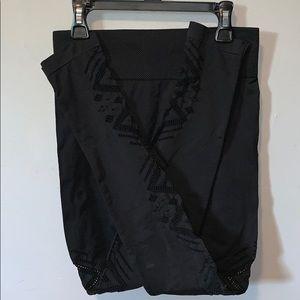 Spandex design leggings